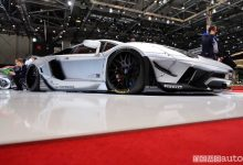 Photo of Liberty Walk tuning al Salone di Ginevra 2018