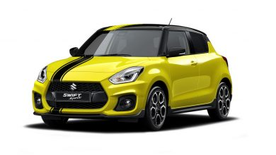 Suzuki Swift Sport BeeRacing
