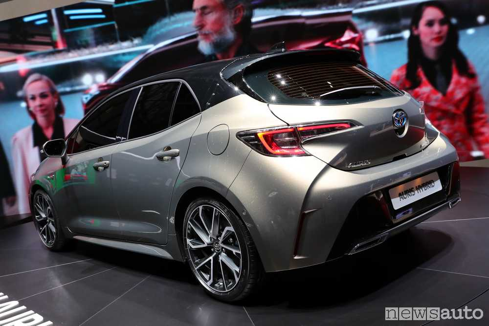 Toyota Auris 2018 Ginevra