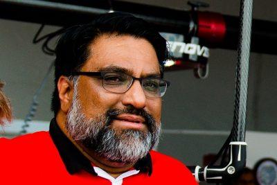 Team Principal e CEO Dillbagh Gill Mahindra Racing