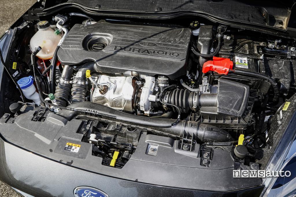 Ford Fiesta 2018 motori