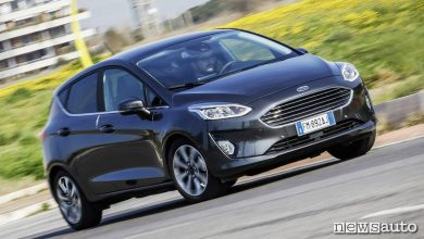 Photo of Ford Fiesta 2018 la prova 1.5 TDCi Titanium