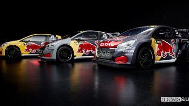 Photo of Peugeot Rallycross 2018 Barcellona WRX