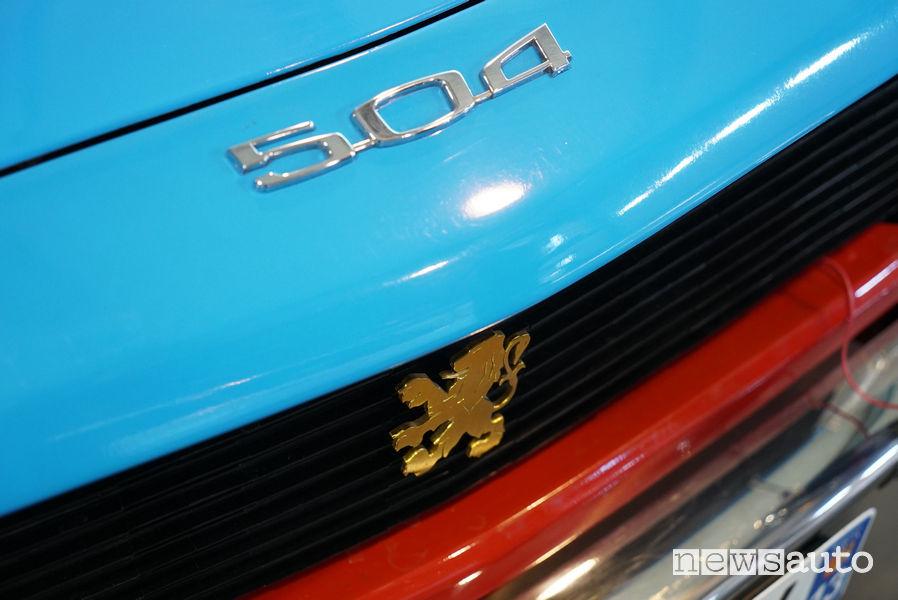 Peugeot 504 al Tour Auto 2018