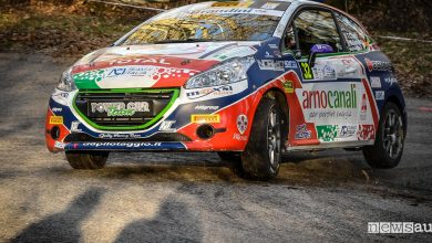 Peugeot Competition Rally Lirenas 2018