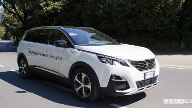 Tour Peugeot SUV Experience