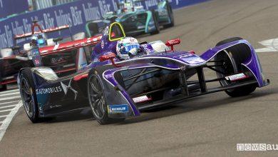 Formula E Roma 2018 DS Virgin Racing