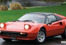 Ferrari 308 GTS di Gilles Villeneuve