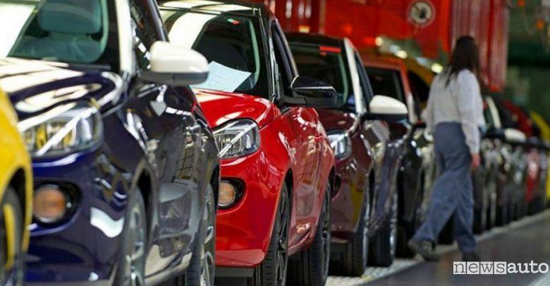 Mercato Auto Marzo In Flessione Male Il Diesel NEWSAUTOit - Mercato car show