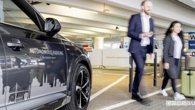 Photo of Parcheggio autonomo Volkswagen ad Amburgo