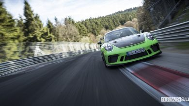 Photo of VIDEO record Nurburgring Porsche 911 GT3 RS
