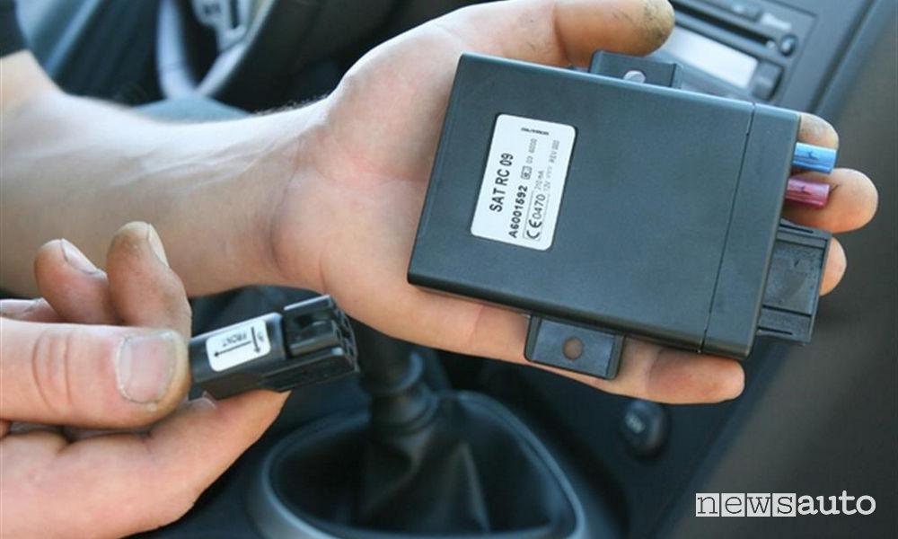 Scatola nera sconto assicurazione auto