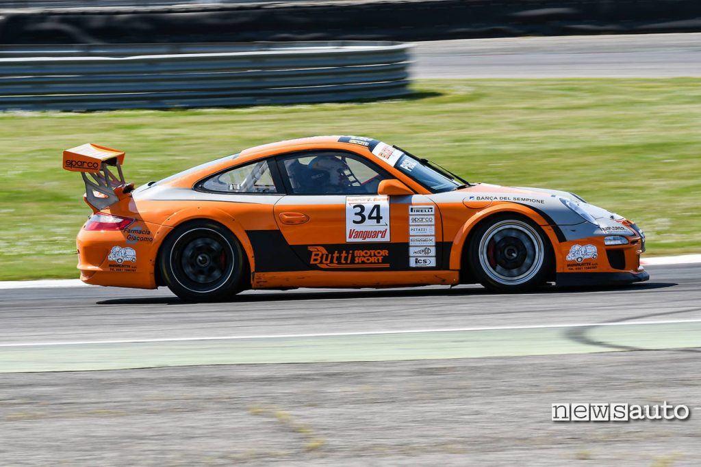 Max Pigoli su Porsche 997