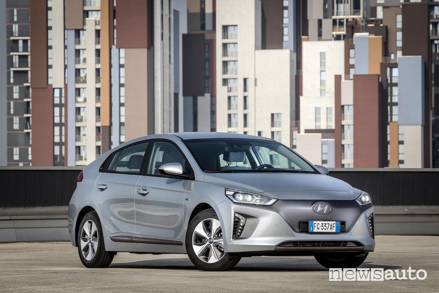 Auto elettrica Hyundai Ioniq Electric