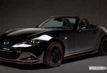 Mazda al Parco Valentino 2018 Mazda MX 5 Yamamoto Signature