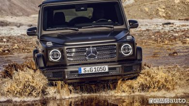 Photo of Mercedes Classe G 2018 prova