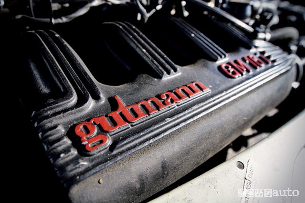 Peugeot 205 Gutmann vista motore