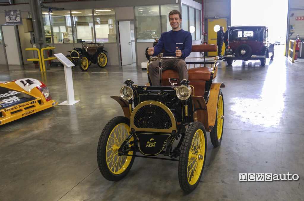Renault 120 anni collezione