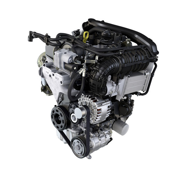 Nuovi motori Volkswagen 1.5 TGI Evo a metano
