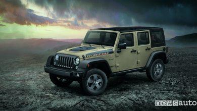 Jeep Wrangler JK Rubicon Recon