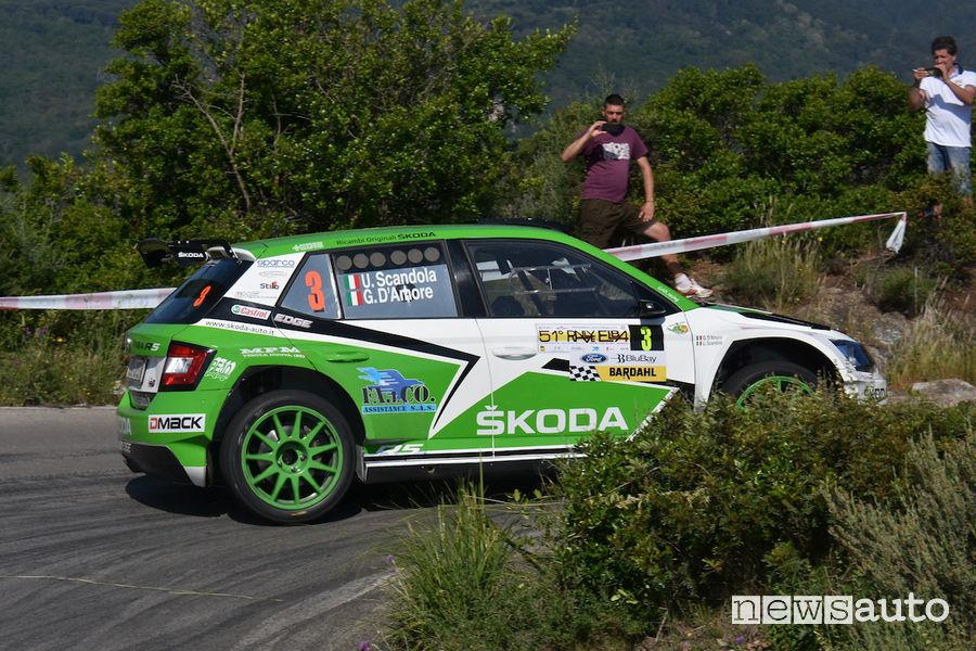 Classifica Rally Elba 2018