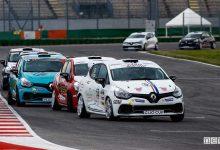 Renault Clio Cup 2018 Misano