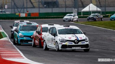 Photo of Classifiche Renault Clio Cup 2018 Misano