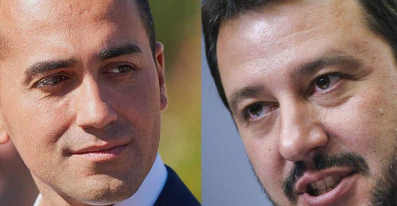 Di Maio Salvini 2018 Nuovo Governo riduzione accise