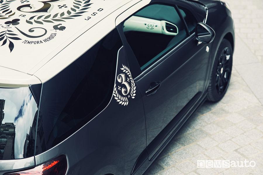 Auto serie speciale DS3 Cafè Racer