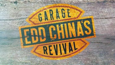 Photo of Edd China torna con Garage Revival sul Web