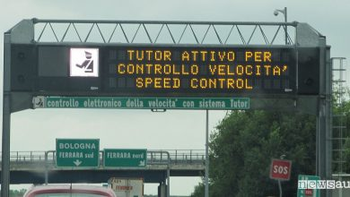 Photo of Tutor in autostrada, in via di riattivazione