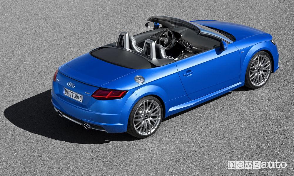 Auto cabrio usate 2018 Audi TT Roadster