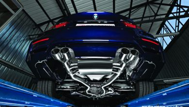 Photo of BMW M4 scarico sportivo Ragazzon