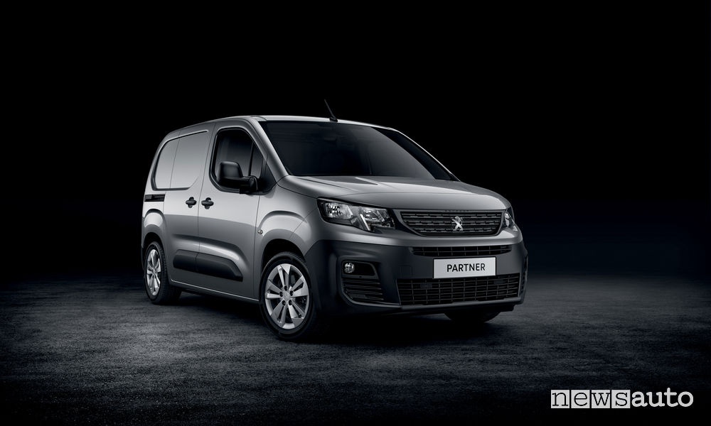Nuovo Peugeot Partner 2018