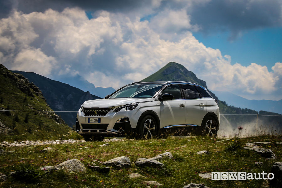 Auto diesel più vendute in italia NUOVI MOTORI PEUGEOT 3008