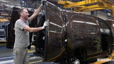 Nuovi veicoli commerciali PSA Peugeot, Citroen e Opel