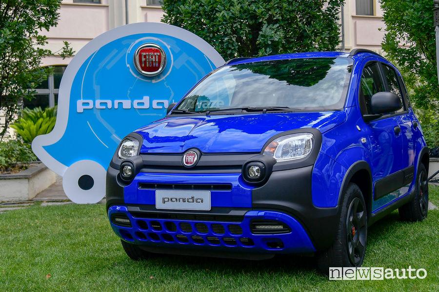 Vendite auto settembre 2018 Fiat Panda Waze