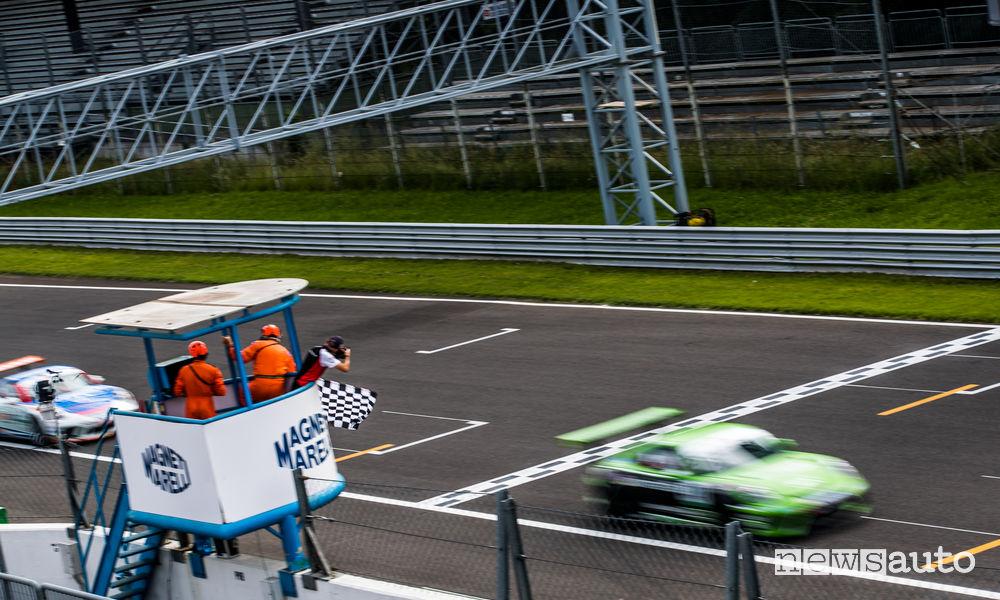 ACI Racing Weekend Monza 2018 Porsche Carrera Cup
