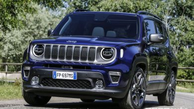 Photo of Nuova Jeep Renegade 2019 al Parco Valentino