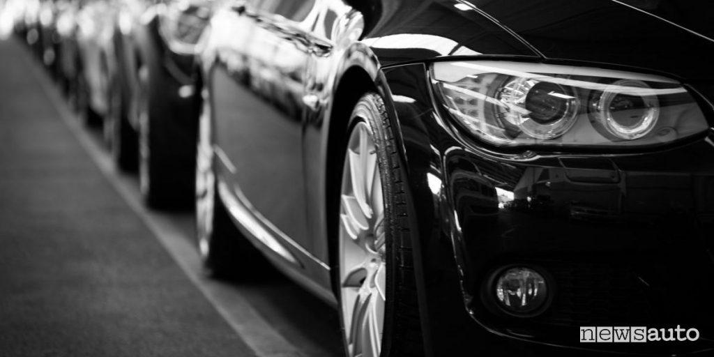 vendite auto agosto 2019 noleggio