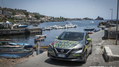Colonnine elettriche in Sicilia, Nissan e Sibeg