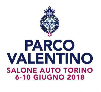 Parco Valentino logo Salone auto Torino 2018