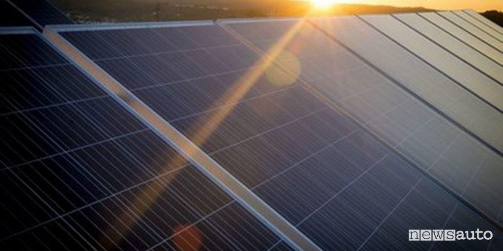 impianto fotovoltaico incentivo per l'acquisto offerte credito d'imposta cessione