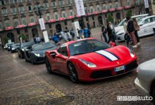 Salone auto Torino Supercar Night Parade