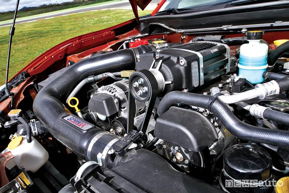 Kit compressore volumetrico Sprintex Toyota GT86 sul motore