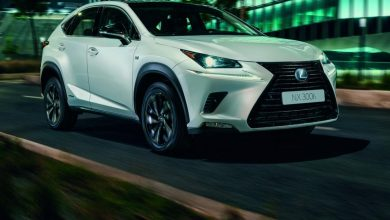 Photo of Lexus NX Hybrid Special Edition Sport, nuova versione sportiva