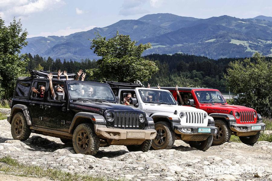 Camp Jeep Austria 2018