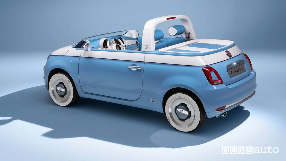 Fiat 500 Spiaggina GARAGE ITALIA