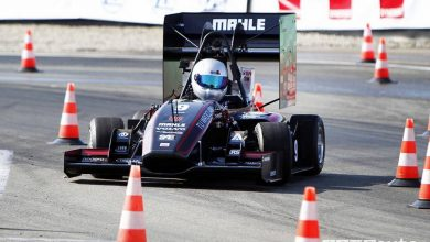 Photo of Formula SAE Student Accelerazione 0-100 Record 1.779 s
