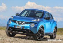 Nissan Juke 2018 vista di profilo